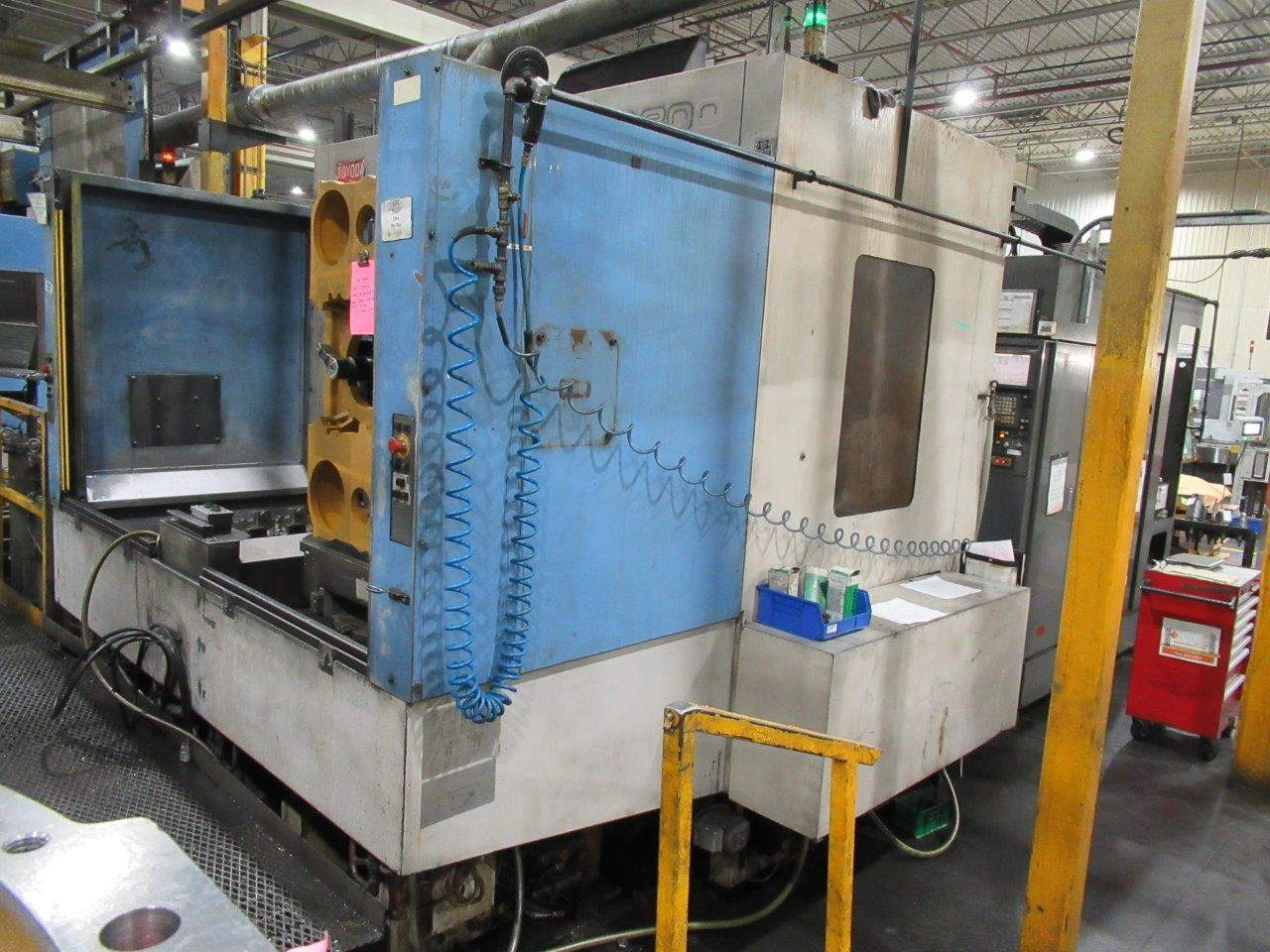 TOYODA FA-800 HORIZONTAL MACHINING CENTER
