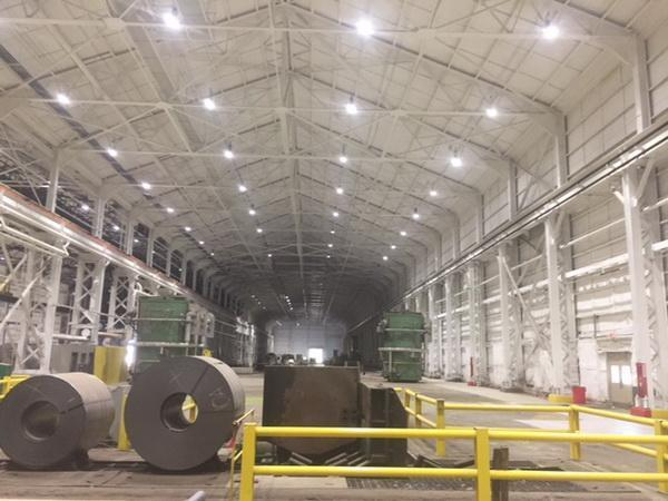 """60"""" 4 stand Tandem Cold Rolling Mill"""