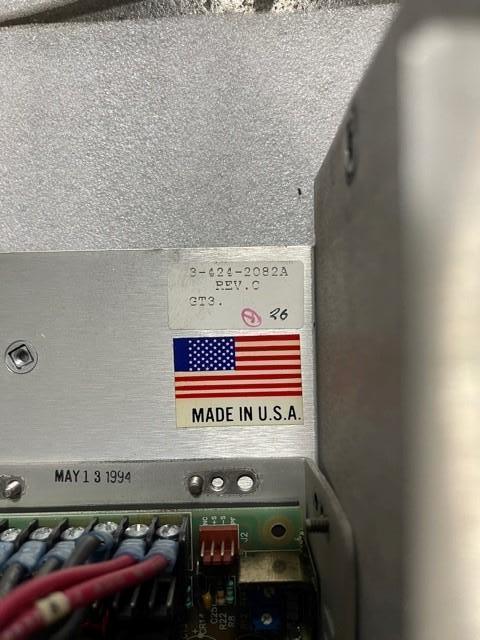 CMI SI 850 SX POWER SUPPLY 3-424-2082A