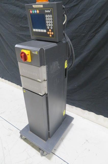 Husky/American MSI AE12 Used Hot Runner Controller, 12 zone, 240V, Yr. 2003