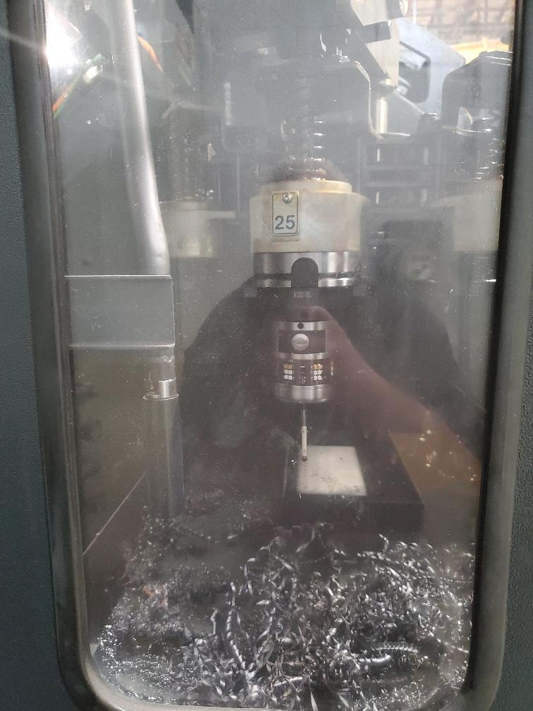 2008 Mazak Variaxis 730-5x II Vertical Machining Center
