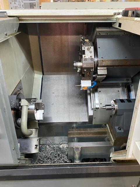 (2013) HAAS ST-10 CNC LATHE. STOCK # 0311421
