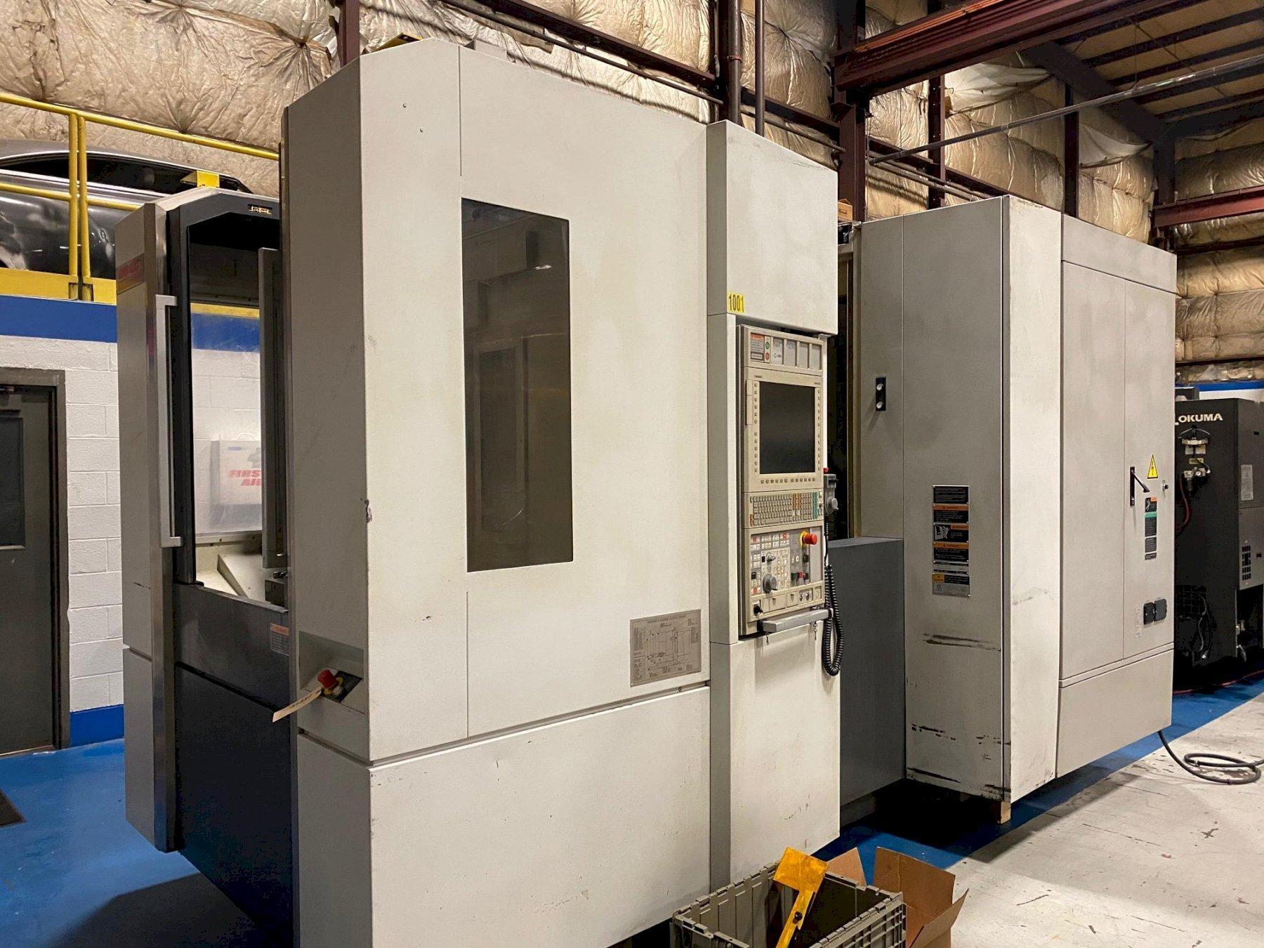 Mori Seiki CNC Horizontal Machining Center