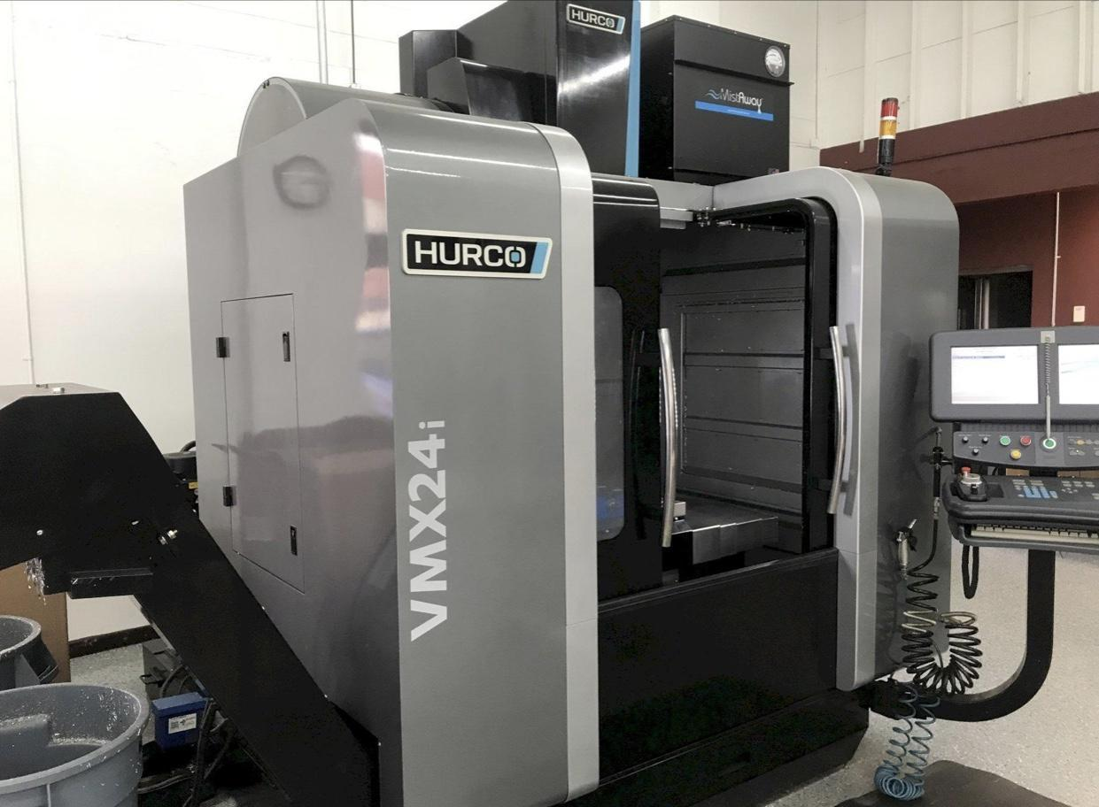 2013 Hurco VMX24i CNC Vertical Machining Center, Winmax, 24