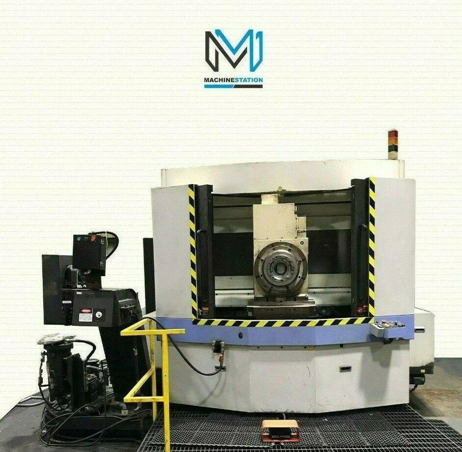 DOOSAN HM 630 HORIZONTAL MACHINING CENTER