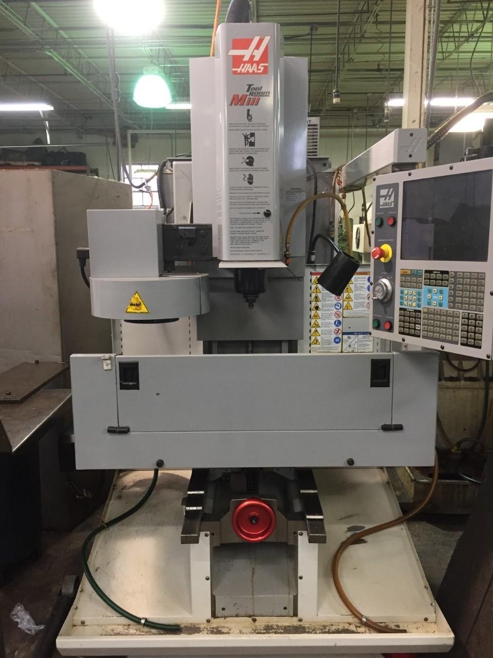 HAAS TM-1 VERTICAL MACHINING CENTER
