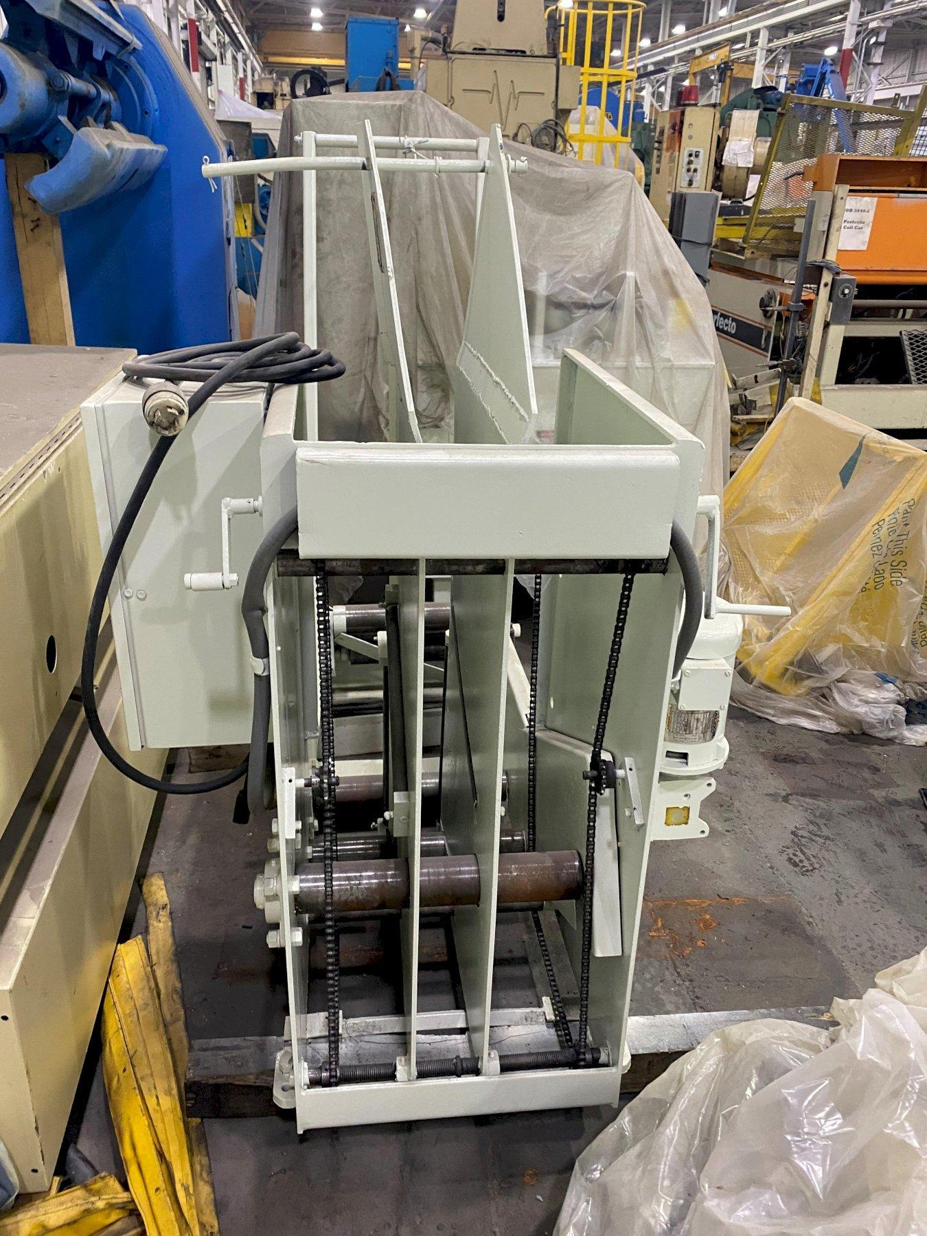 2500 LB COOPER-WEYMOUTH COIL CRADLE