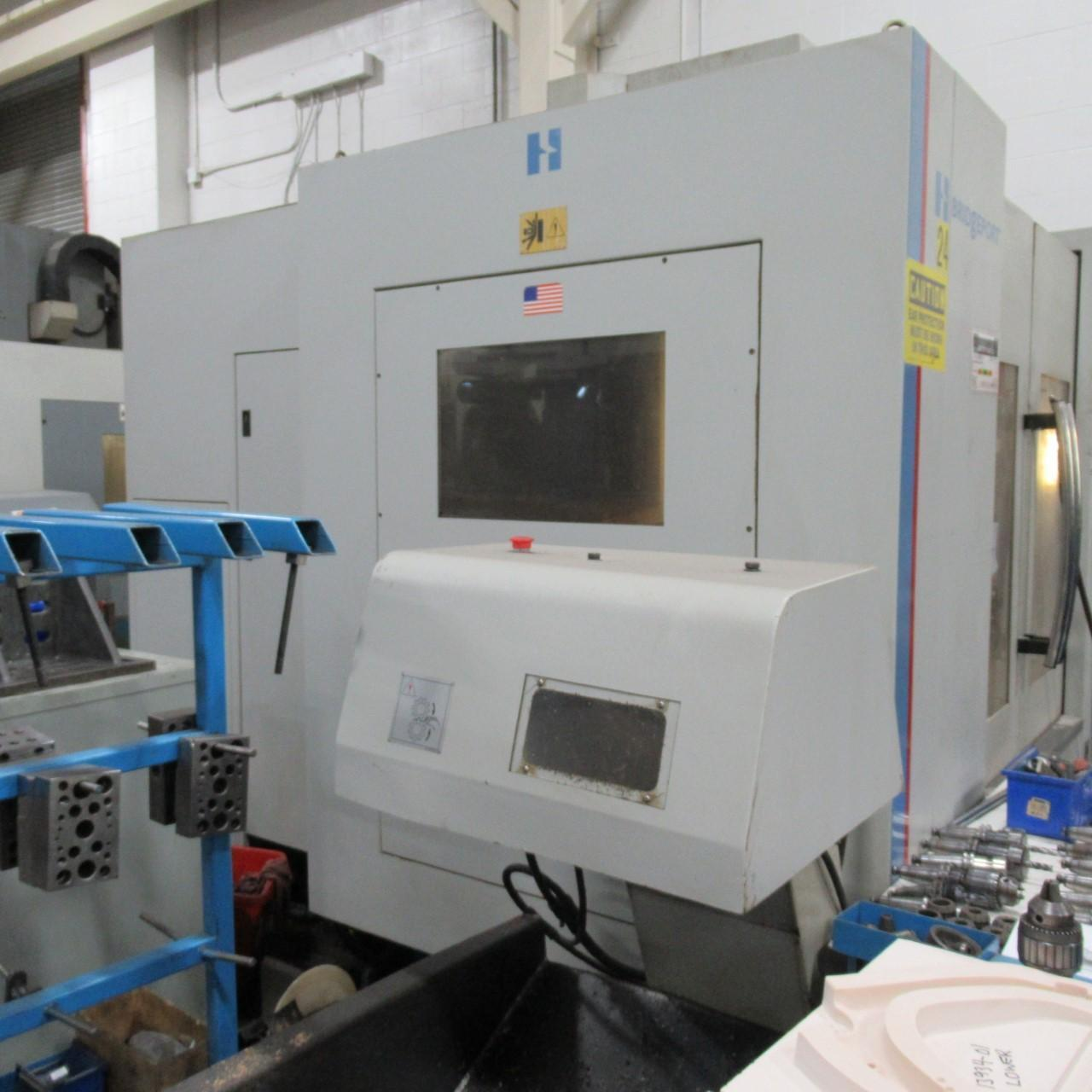 BRIDGEPORT VMC1000XP3 Vertical  Machining Center