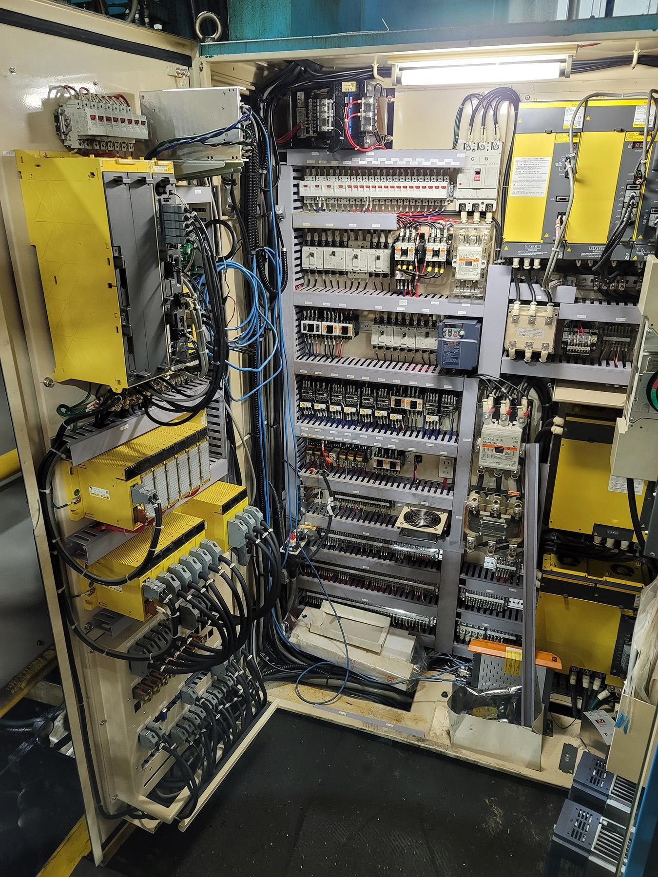 """63"""" O-M VTLEX 1600M DUAL PALLET CNC VERTICAL TURNING AND MILLING CENTER"""