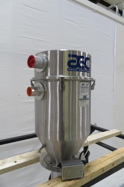 AEC Nealy New SRC16 Vacuum Receiver with Fluidizer Beds