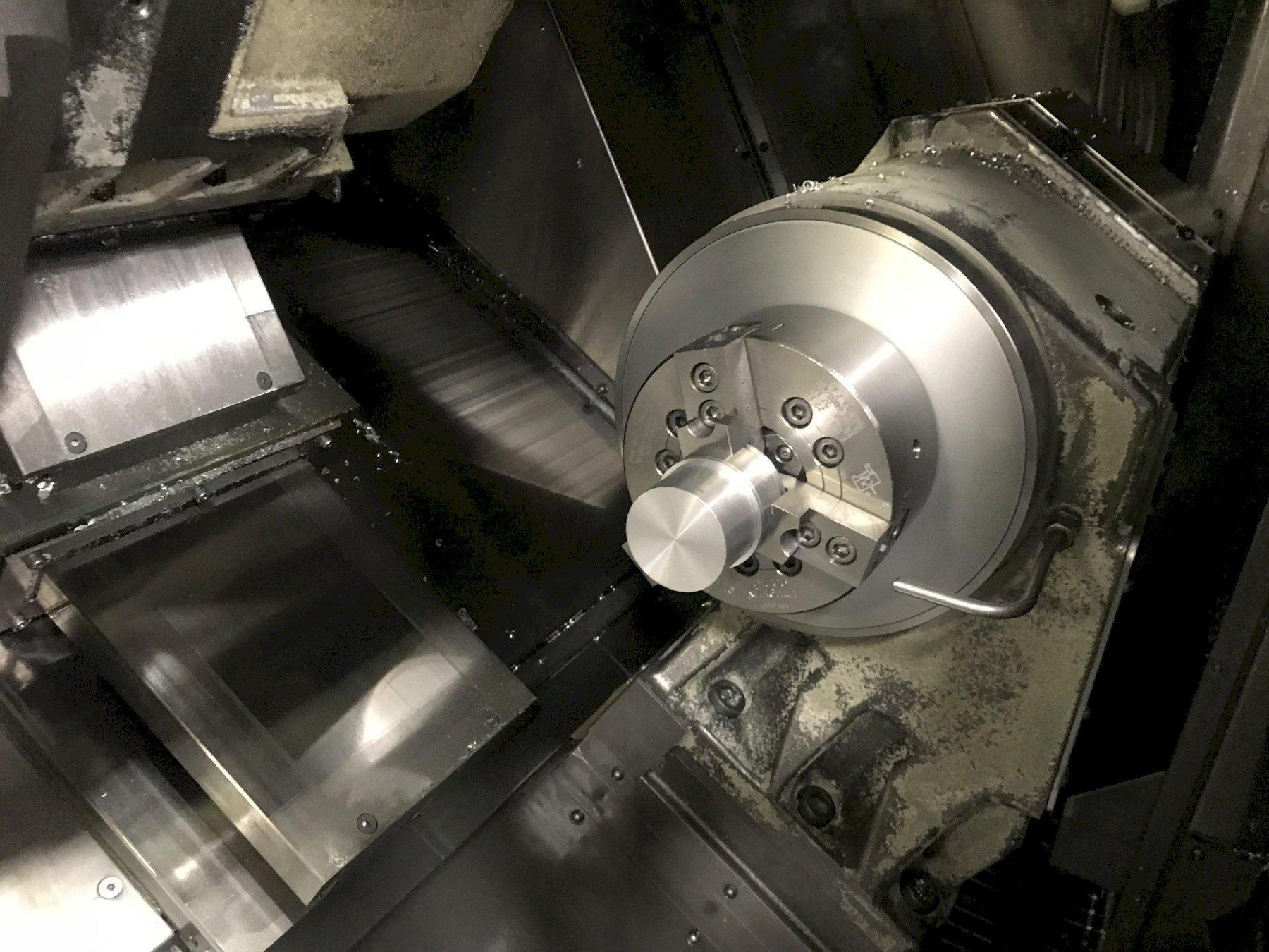 2014 OKUMA Spaceturn LB3000EXII-MYW - CNC Horizontal Lathe