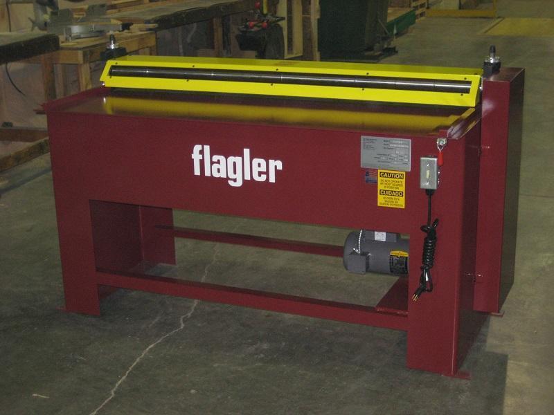 18 Ga x 5 ft NEW Flagler Sheet Gang Beader Model GB18560