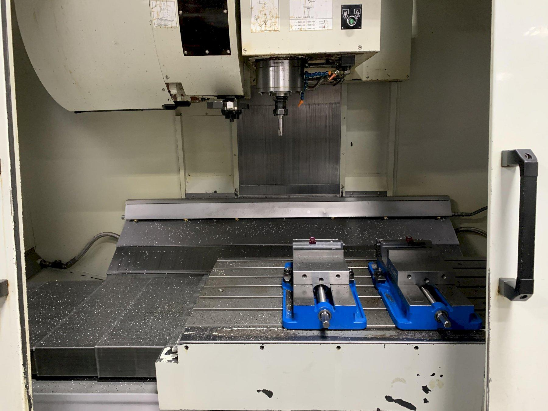 HURCO VMX-50 VERTICAL MACHINING CENTER