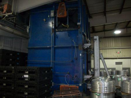 GASMAC CAR BOTTOM BATCH TYPE ANNEALING OVEN   Our stock number: 110541