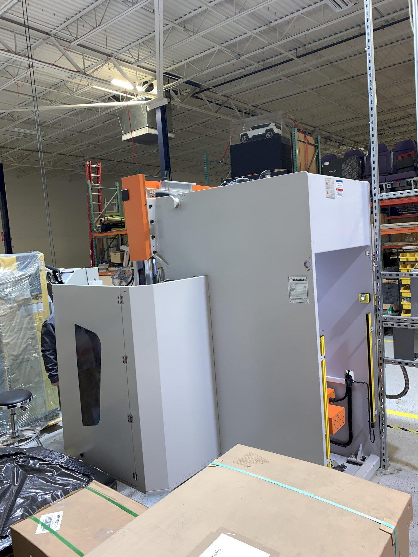 2017 mint condition Ermak 66 ton 6' bed