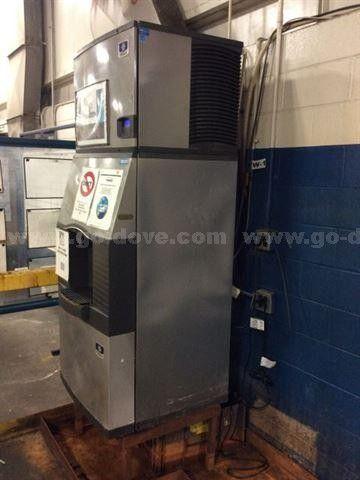 MANITOWOC MODEL # SFA291 ICE MACHINE : STOCK #13823