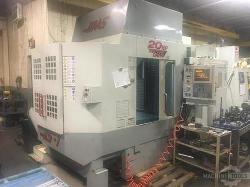 HAAS HS-1RP Horizontal Machining Centers