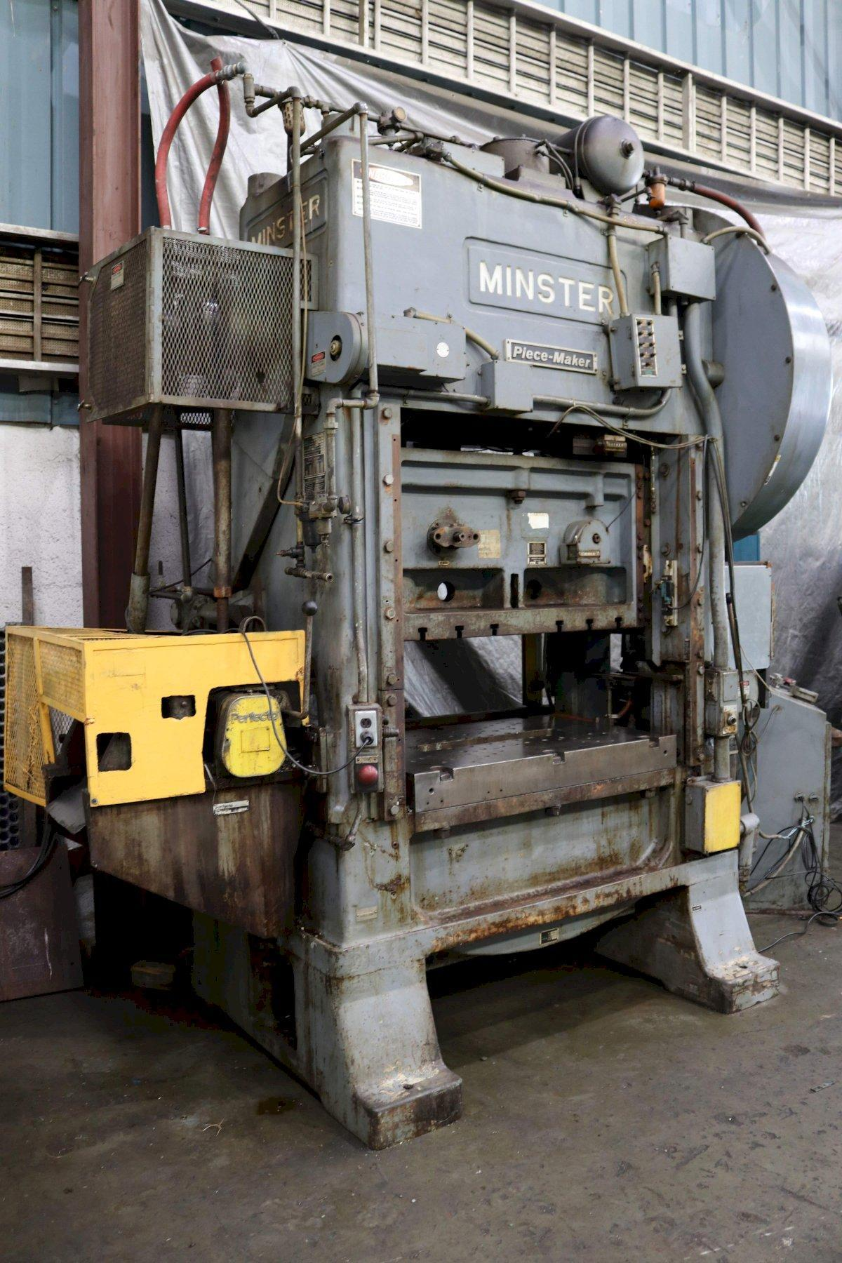 100 Ton P2-100 Minster SSDC Press