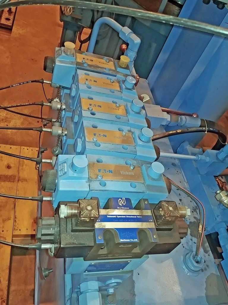 20 HP Hydraulic Power Unit