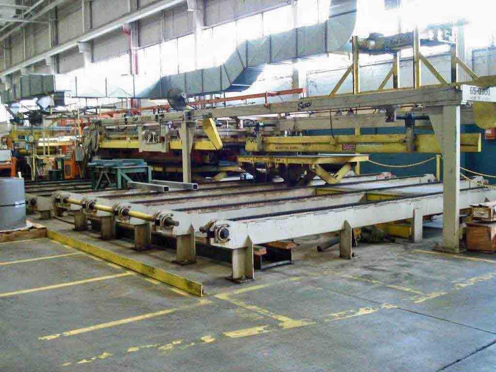 "60"" x 0.060"" x 40,000# Sesco/Voss Cut To Length Line"