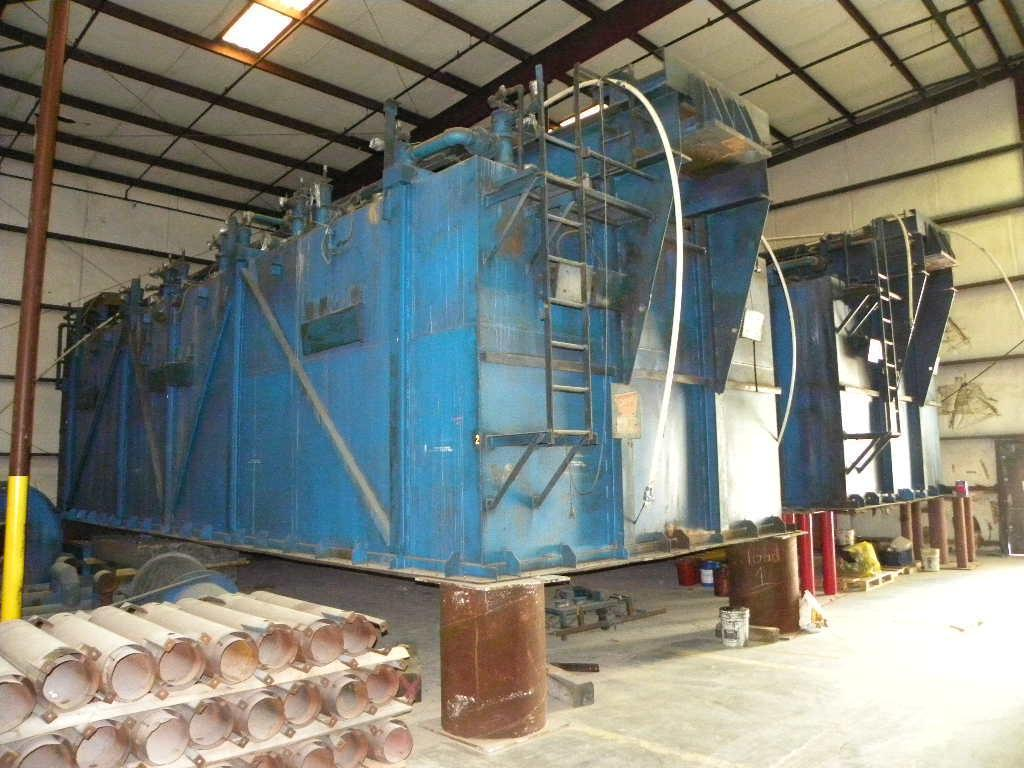 Drever Lift-Off Atmosphere Box Annealing Furnace