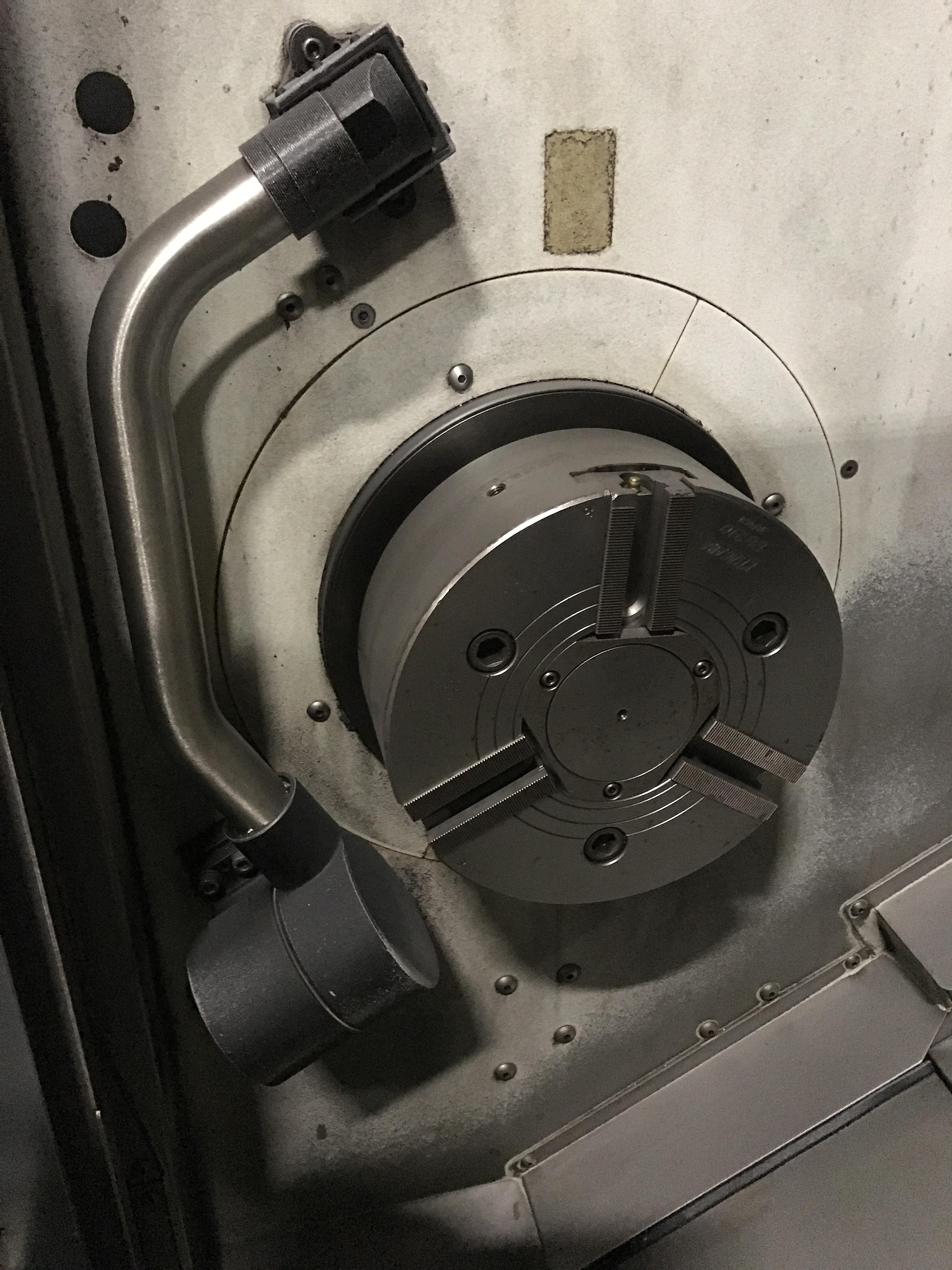2005 MORI SEIKI NL2500MC/700 - CNC Horizontal Lathe