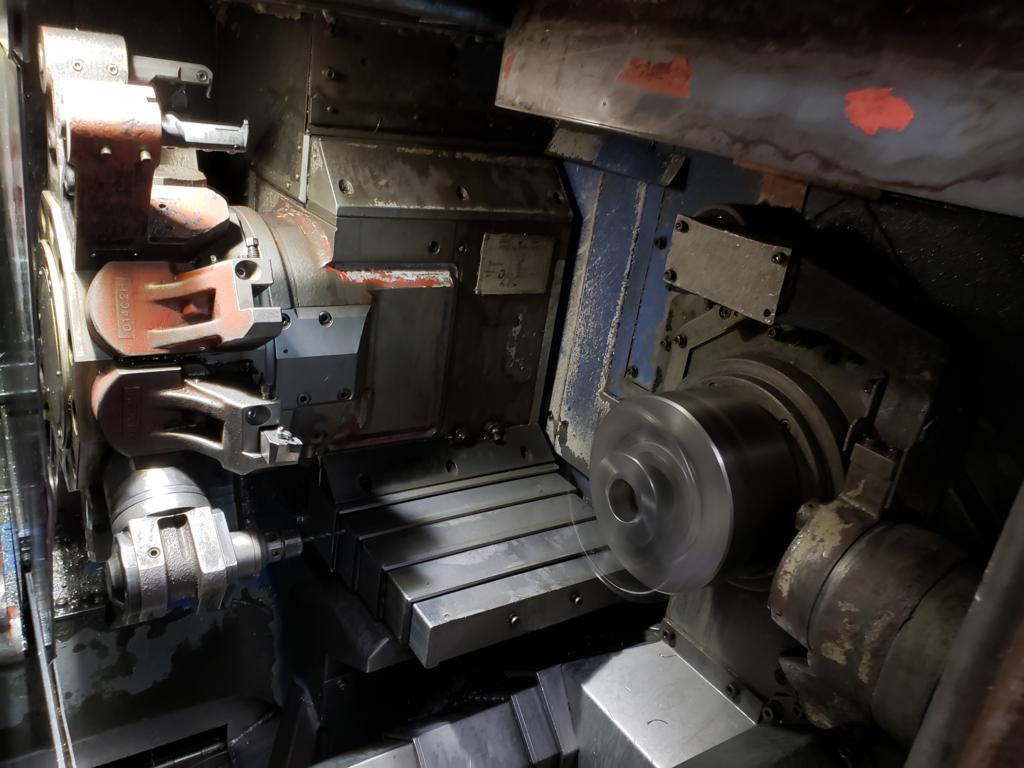 Mazak Multiplex 610 CNC Lathe