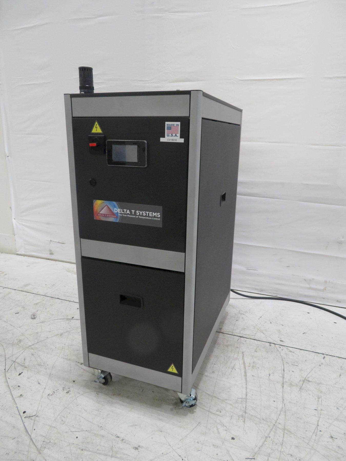 Delta T Used VSP-003 Portable Water Chiller, 4.3 ton, 1hp, 230V, Yr. 2017