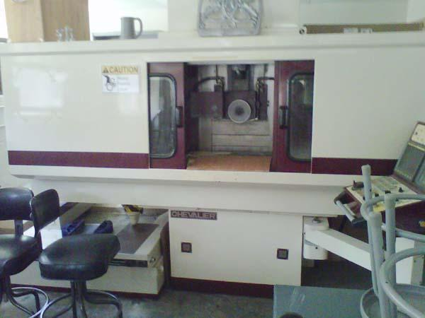 """8""""X18"""" Chevalier 3-Axis CNC Horizontal Spindle Surface Grinder"""