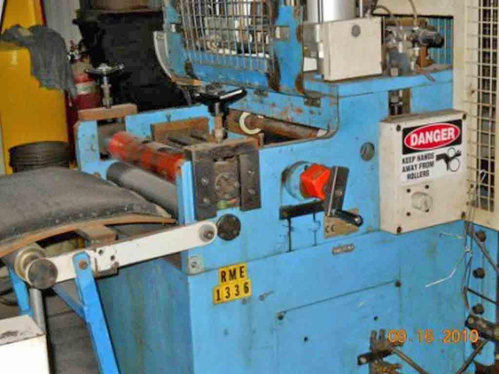"""Feeder, Roll, Cattaneo, 20"""" x 0.118"""" STOCK # 2763"""