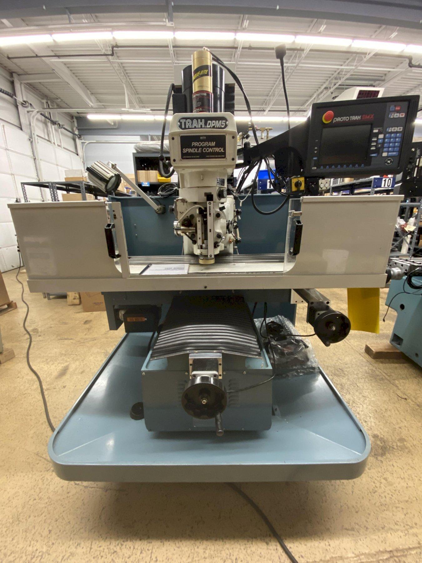 Southwestern Industries Model DPM-SX5P CNC Bed Mill