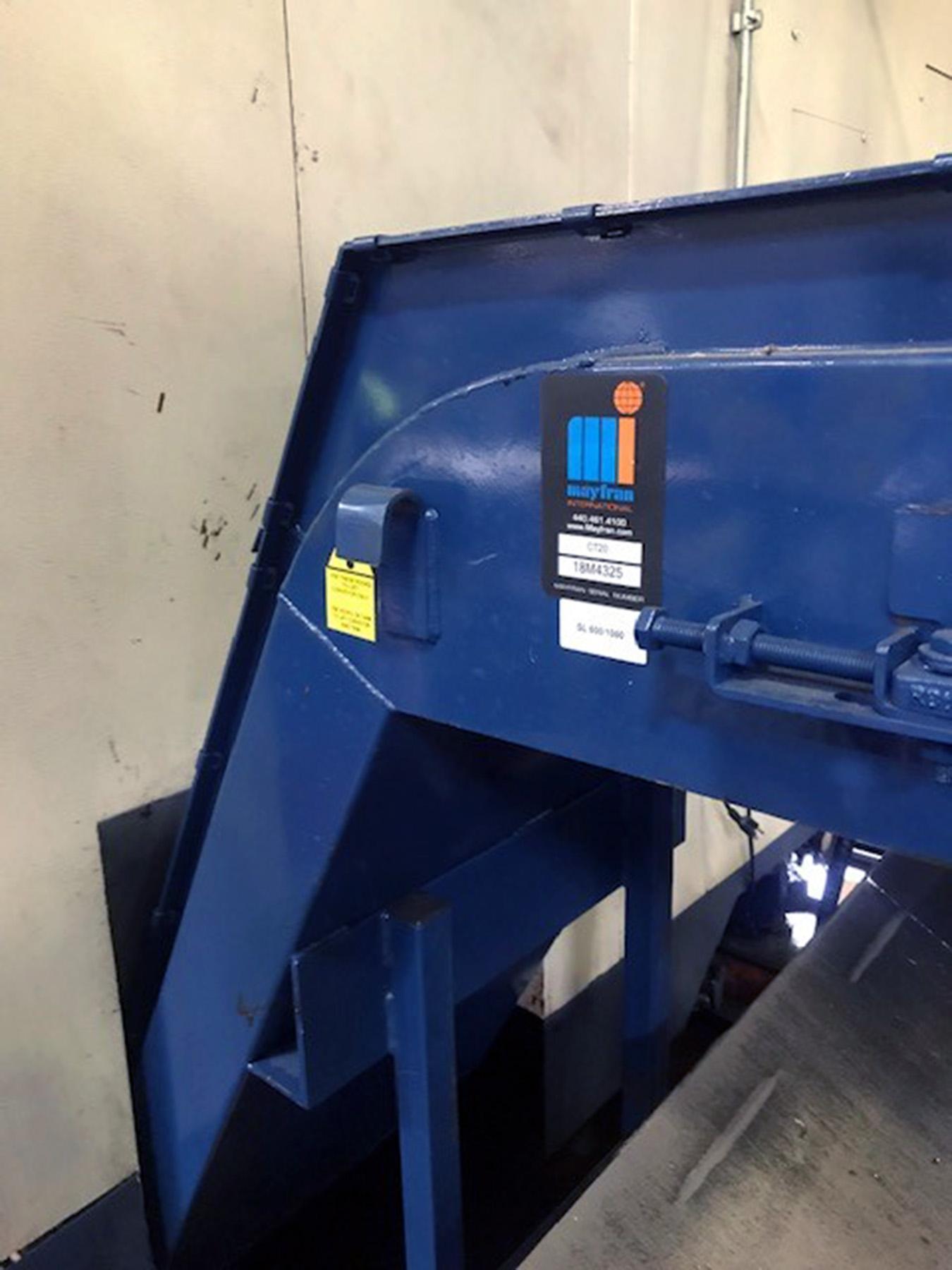 USED, MORI SEIKI SL-600B CNC SLANT BED LATHE