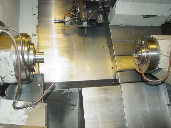 Hardinge Elite II-8/51 CNC Turning Center