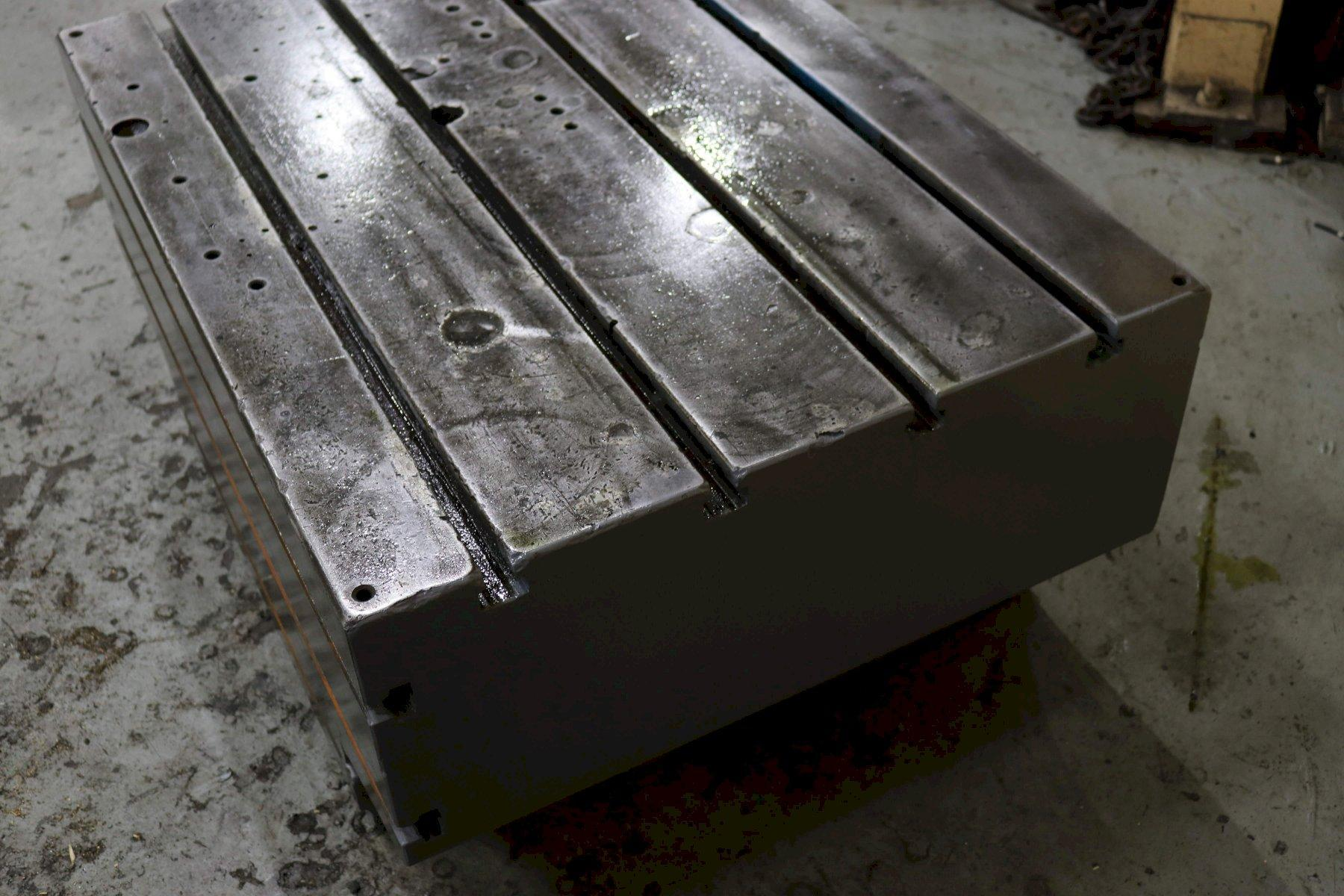40' X 30' X 20' CARLTON BOX DRILL TABLE:  STOCK #73062