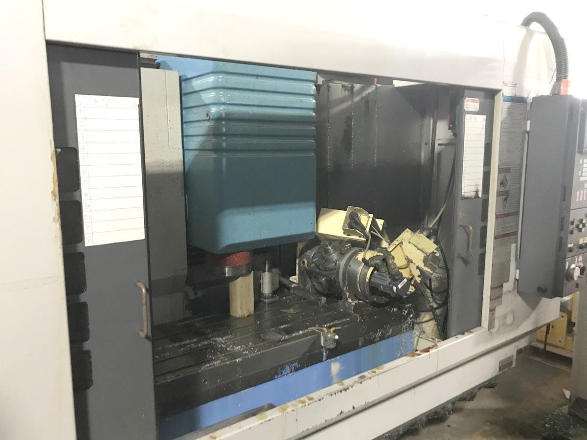Mazak VTC-200B Vertical Machining Center