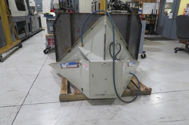 EMI Corp. Used 29.950 Pneumatic Tilter, 1200 lbs. Capacity