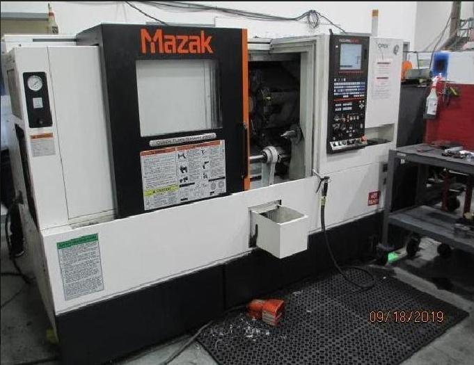 Mazak  Nexus-250-II MSY CNC Turning Center