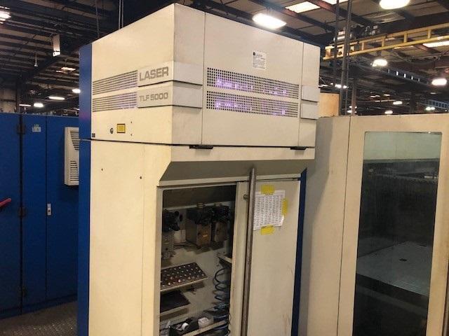 2004 Trumpf L3050, 5x10, 5000 Watt Co2 Laser