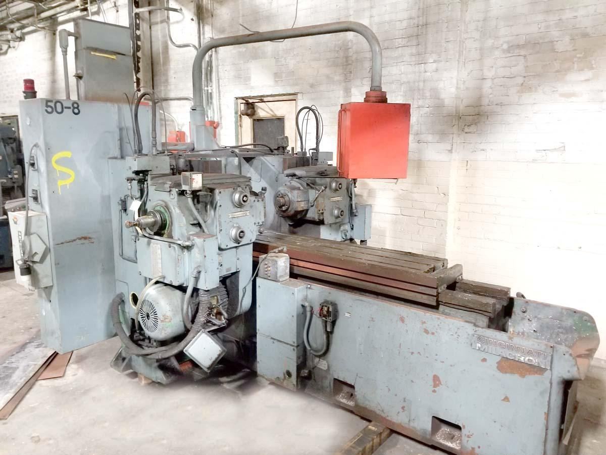 Cincinnati #215-156 Duplex Hypowermatic Horizontal Production Mill