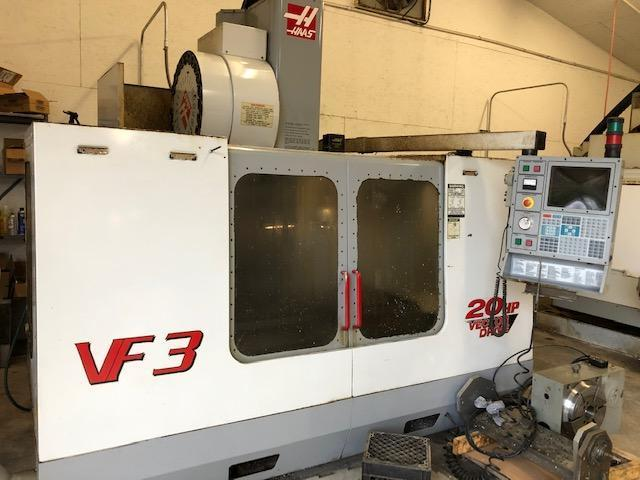 2000 Haas VF-3 VMC