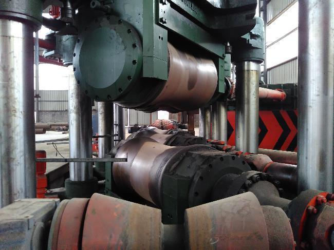 """12"""" (325mm) - 920mm Pipe Straightening Machine"""