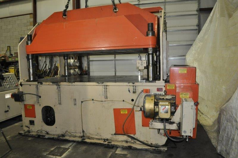 80 Ton Bradbury Cut Off Press