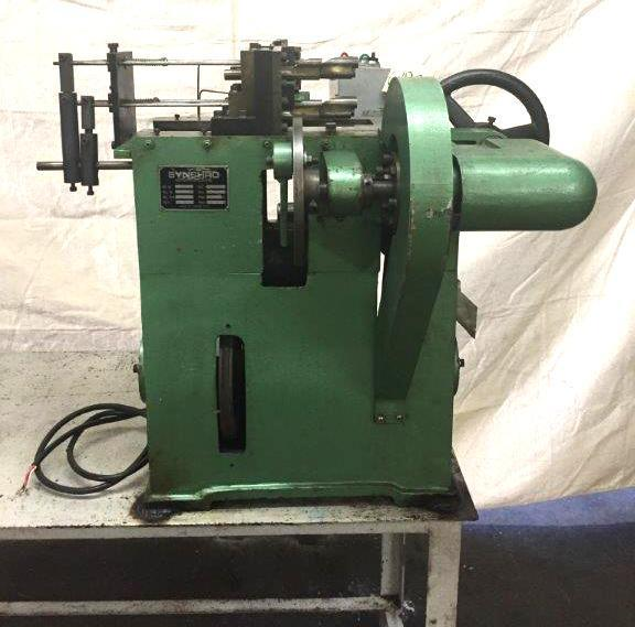 Synchro BS-12B2 Paper Clip Machine