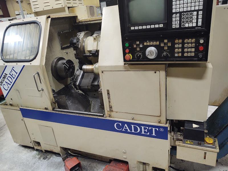 Okuma LNC8 Cadet CNC Turning Center