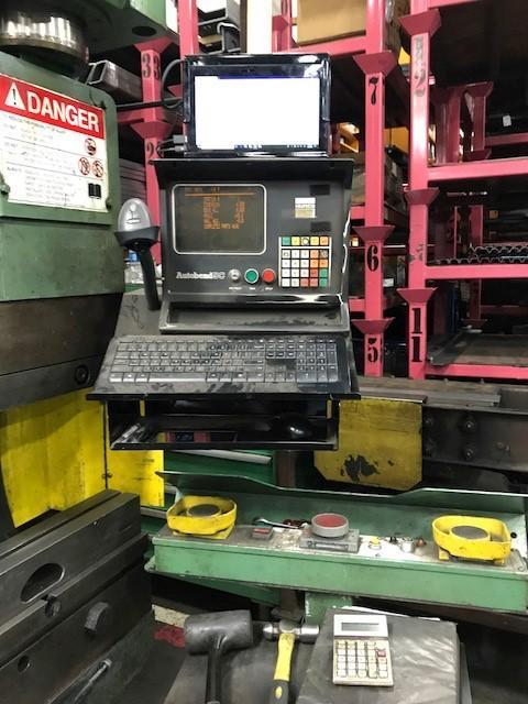 230 TON x 12' CINCINNATI 230CB10 HYDRAULIC PRESS BRAKE