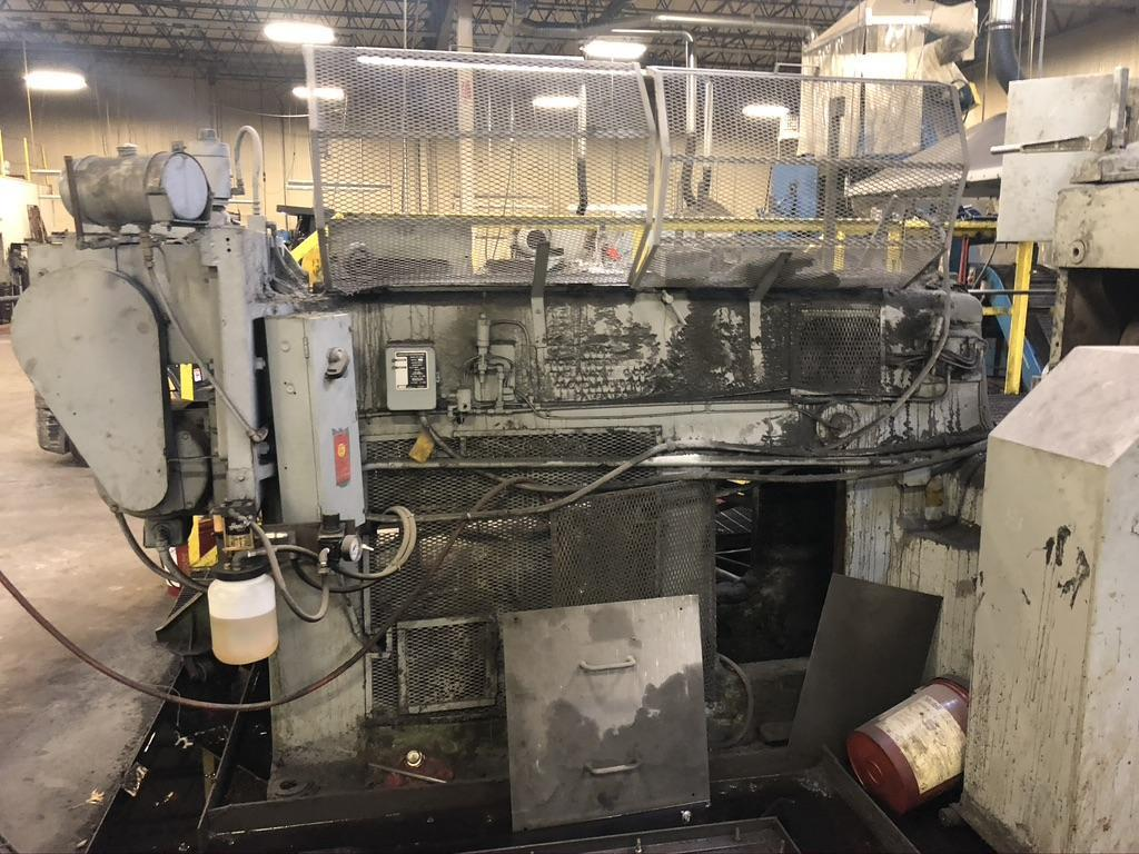 "5/8"" National Machinery 4 Die Boltmaker"