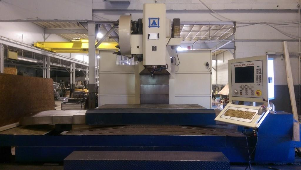 Brute 2210 Vertical Machining Center