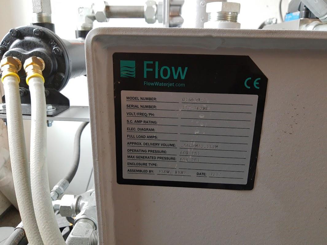 FLOW2019 Flow Mach 2 1313b 4x4 Waterjet