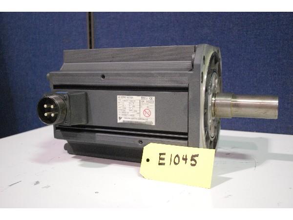 YASKAWA AC Servo Motor - SGMGH-ADCA61
