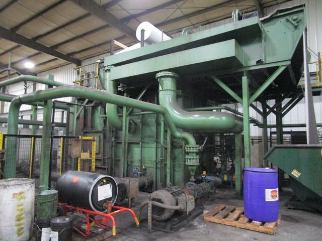 """72"""" x .375"""" x 60,000# Red Bud EPS Coil Line System"""